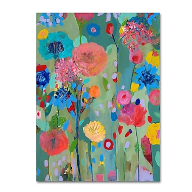 Trademark Fine Art Carrie Schmitt 'Dreamscape' 14 x 19 (ALI0795-C1419GG)