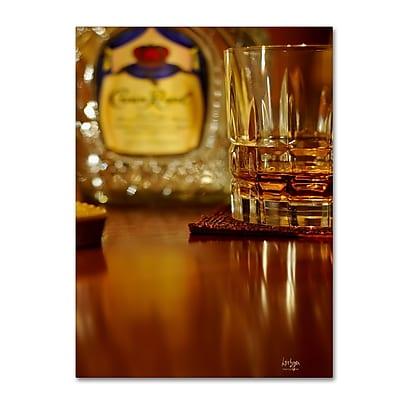 Trademark Fine Art Lois Bryan 'Whiskey for the Soul' 14 x 19 (LBR0164-C1419GG)