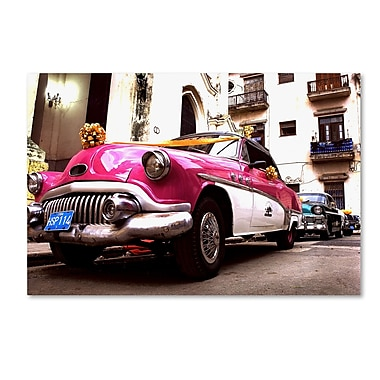 Trademark Fine Art Buick Special Deluxe Convertible' 12 x 19 (MA013-C1219GG)