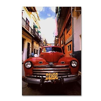 Trademark Fine Art Buscando el Camino' 12 x 19 (MA014-C1219GG)