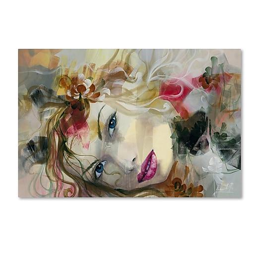 Trademark Fine Art Andrea 'En Mis Suenon'  30 x 47 (MA0603-C3047GG)