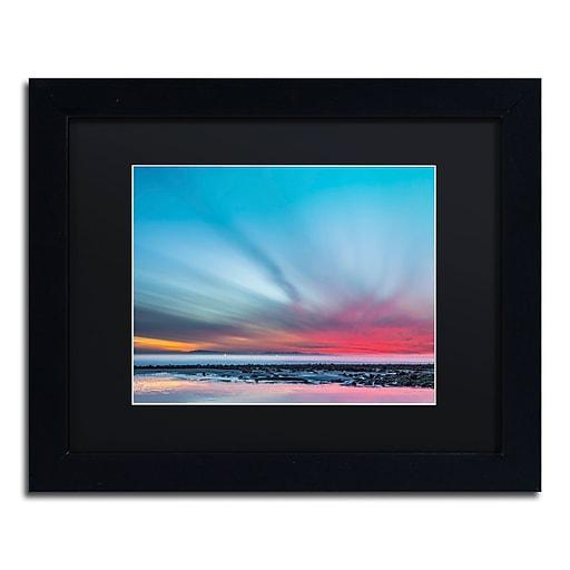 Trademark Fine Art Chris Moyer 'Last Light'  11 x 14 (886511731127)