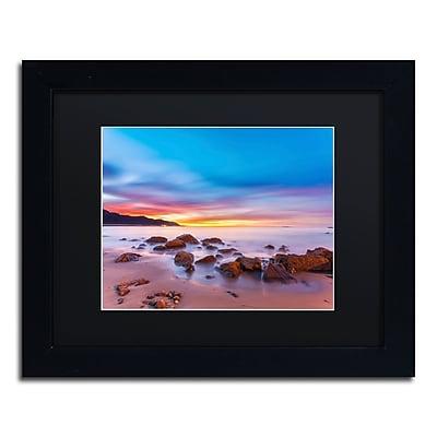 Trademark Fine Art Chris Moyer 'Mussel Shoals Morning' 11 x 14 (886511731325)