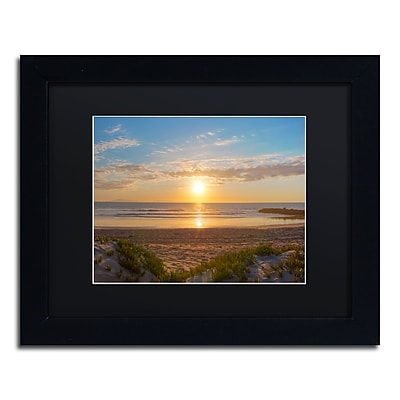 Trademark Fine Art Chris Moyer 'Pierpont Sunset' 11 x 14 (886511731523)
