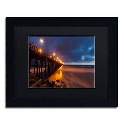 Trademark Fine Art Chris Moyer 'Night Side' 11 x 14 (886511731721)