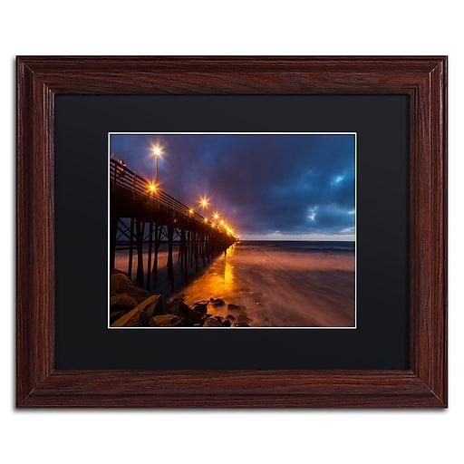 Trademark Fine Art Chris Moyer 'Night Side'  11 x 14 (886511731806)