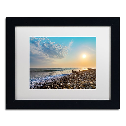 Trademark Fine Art Chris Moyer 'Rockin Sunset'  11 x 14 (ALI0770-B1114MF)