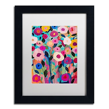 Trademark Fine Art Carrie Schmitt 'Autumn Splendor' 11 x 14 (ALI0777-B1114MF)