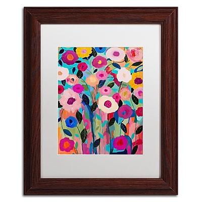 Trademark Fine Art Carrie Schmitt 'Autumn Splendor' 11 x 14 (ALI0777-W1114MF)