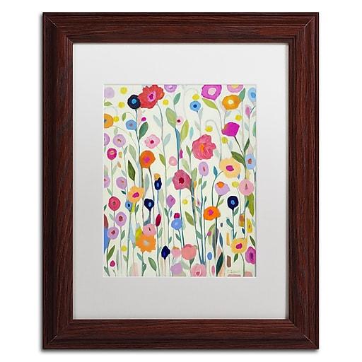 Trademark Fine Art Carrie Schmitt 'Gentle Soul'  11 x 14 (ALI0778-W1114MF)