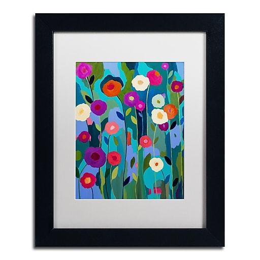 Trademark Fine Art Carrie Schmitt 'Good Morning Sunshine'  11 x 14 (ALI0779-B1114MF)