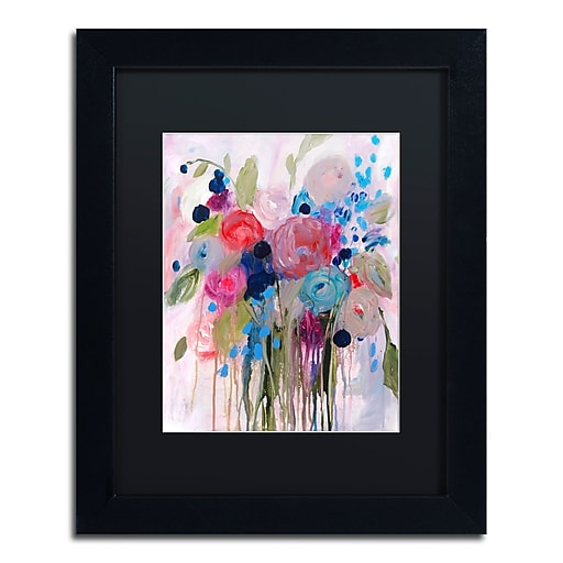 Trademark Fine Art Carrie Schmitt 'Fresh Bouquet'  11 x 14 (886511733541)