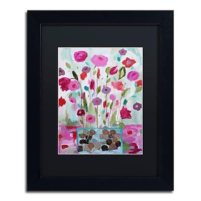 Trademark Fine Art Carrie Schmitt 'Solstice Booms' 11 x 14 (886511733848)