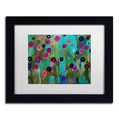 Trademark Fine Art Carrie Schmitt 'Time To Bloom' 11 x 14 (ALI0792-B1114MF)