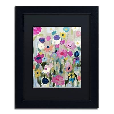 Trademark Fine Art Carrie Schmitt 'Too Pretty To Pick' 11 x 14 (886511734081)