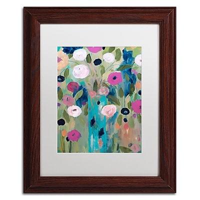 Trademark Fine Art Carrie Schmitt 'Entwined' 11 x 14 (ALI0797-W1114MF)