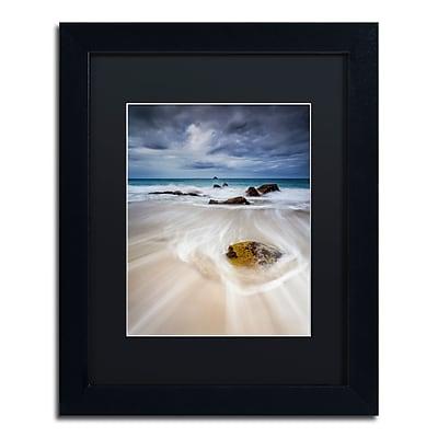 Trademark Fine Art Mathieu Rivrin 'Waveguide' 11 x 14 (RV0043-B1114BMF)