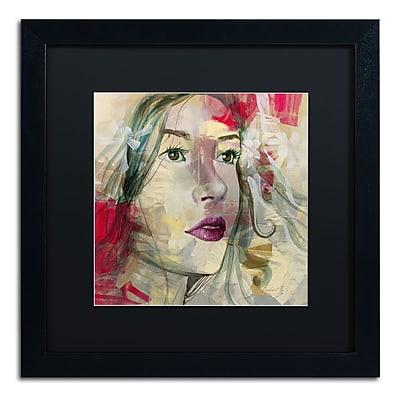 Trademark Fine Art Andrea 'Ana Lucia' 16 x 16 (MA0598-B1616BMF)