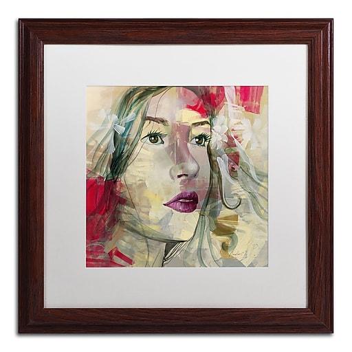 Trademark Fine Art Andrea 'Ana Lucia'  16 x 16 (MA0598-W1616MF)