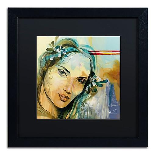 Trademark Fine Art Andrea 'Andalucia'  16 x 16 (MA0599-B1616BMF)