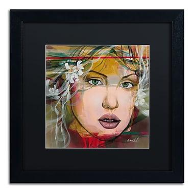 Trademark Fine Art Andrea 'Esmeralda' 16 x 16 (MA0605-B1616BMF)