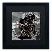Trademark Fine Art Roderick Stevens 'Movie Projector'  16 x 16 (RS1004-B1616BMF)