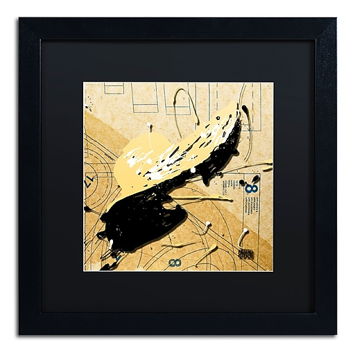 Trademark Fine Art Roderick Stevens 'Beige Floppy'  16 x 16 (RS976-B1616BMF)