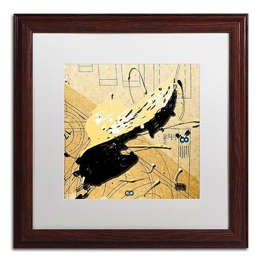 Trademark Fine Art Roderick Stevens 'Beige Floppy'  16 x 16 (RS976-W1616MF)