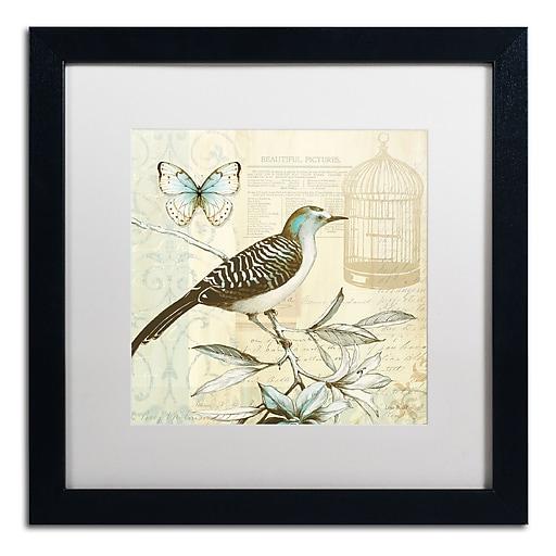 Trademark Fine Art Lisa Audit 'Freedom I'  16 x 16 (WAP0258-B1616MF)