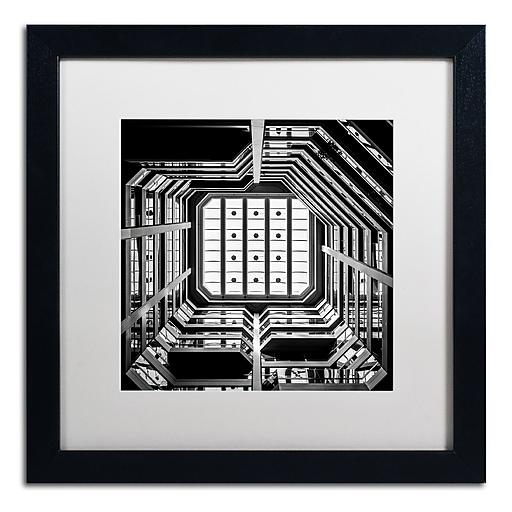 Trademark Fine Art Dave MacVicar 'Ceiling View'  16 x 16 (ALI0819-B1616MF)