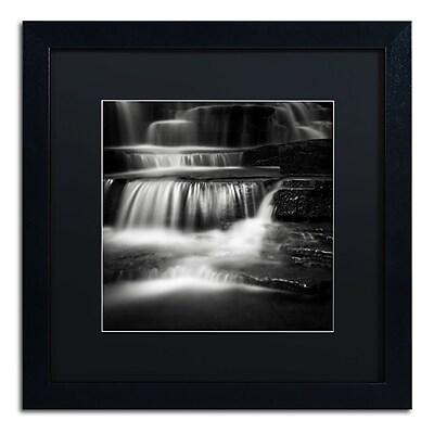 Trademark Fine Art Dave MacVicar 'Cascade' 16 x 16 (886511741706)