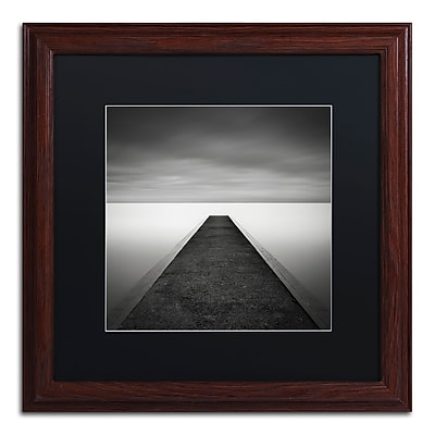Trademark Fine Art Dave MacVicar 'Edge Of Reality' 16 x 16 (886511742055)