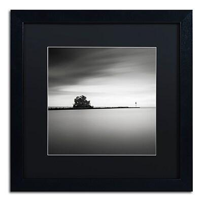 Trademark Fine Art Dave MacVicar 'Erieau 2' 16 x 16 (886511742185)
