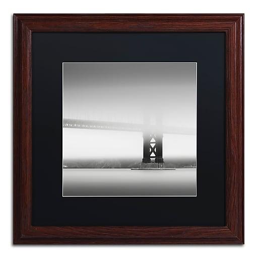 Trademark Fine Art Dave MacVicar 'Golden Gate'  16 x 16 (886511742352)