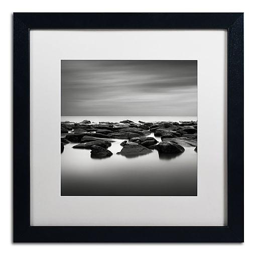Trademark Fine Art Dave MacVicar 'High Tide'  16 x 16 (ALI0833-B1616MF)