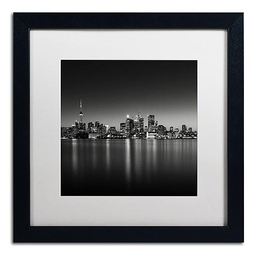 Trademark Fine Art Dave MacVicar 'Lights'  16 x 16 (ALI0839-B1616MF)
