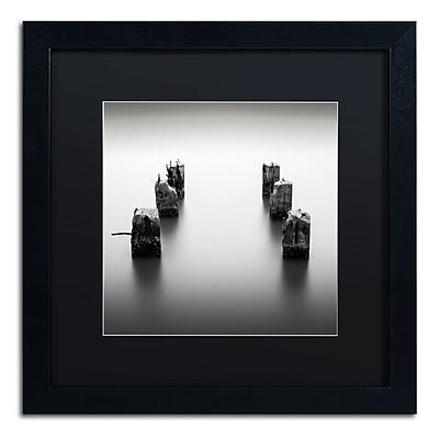 Trademark Fine Art Dave MacVicar 'Pillars' 16 x 16 (886511743465)