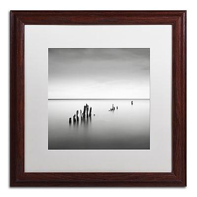 Trademark Fine Art Dave MacVicar 'Slow Fade' 16 x 16 (ALI0854-W1616MF)