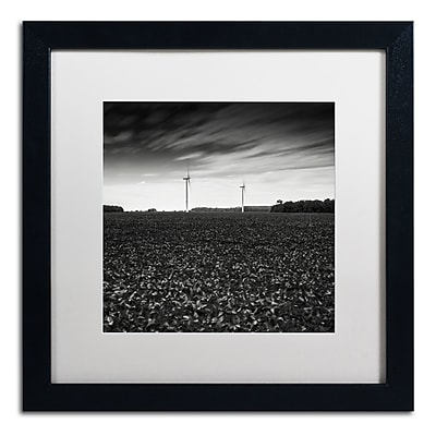 Trademark Fine Art Dave MacVicar 'Wind' 16 x 16 (ALI0867-B1616MF)