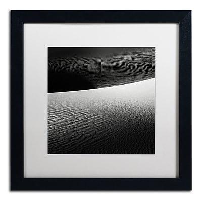 Trademark Fine Art Dave MacVicar 'Perpendicular' 16 x 16 (ALI0873-B1616MF)