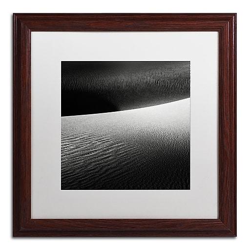 Trademark Fine Art Dave MacVicar 'Perpendicular'  16 x 16 (ALI0873-W1616MF)