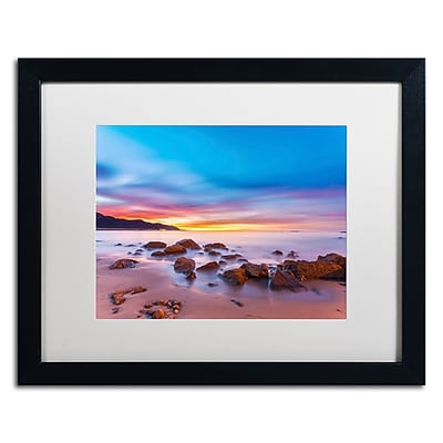 Trademark Fine Art Chris Moyer 'Mussel Shoals Morning' 16 x 20 (ALI0764-B1620MF)