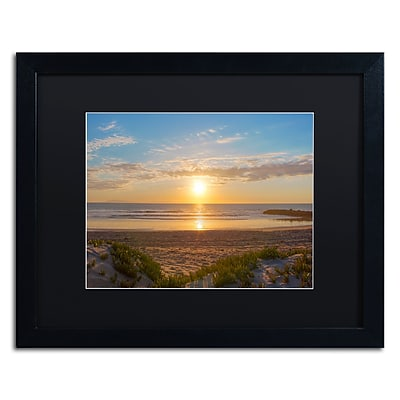 Trademark Fine Art Chris Moyer 'Pierpont Sunset' 16 x 20 (886511731547)