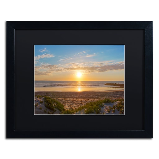 Trademark Fine Art Chris Moyer 'Pierpont Sunset'  16 x 20 (886511731547)
