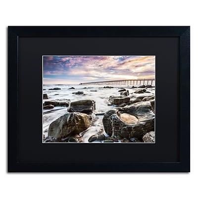 Trademark Fine Art Chris Moyer 'Goleta Shores' 16 x 20 (886511732544)