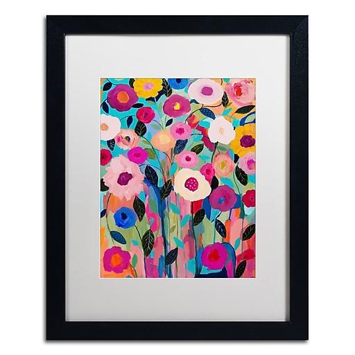Trademark Fine Art Carrie Schmitt 'Autumn Splendor'  16 x 20 (ALI0777-B1620MF)