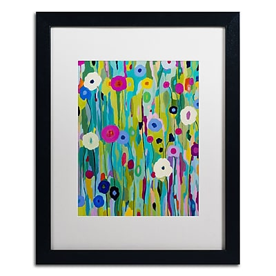 Trademark Fine Art Carrie Schmitt 'Verdant' 16 x 20 (ALI0784-B1620MF)