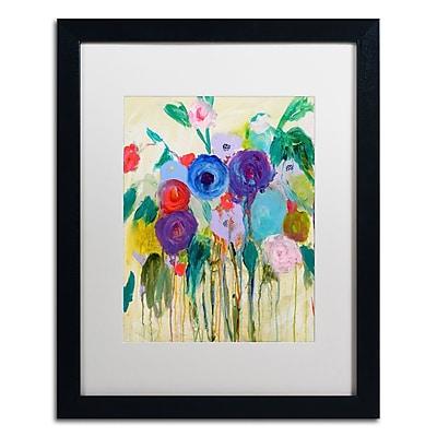 Trademark Fine Art Carrie Schmitt 'Cest La Vie' 16 x 20 (ALI0785-B1620MF)