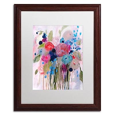 Trademark Fine Art Carrie Schmitt 'Fresh Bouquet' 16 x 20 (ALI0787-W1620MF)