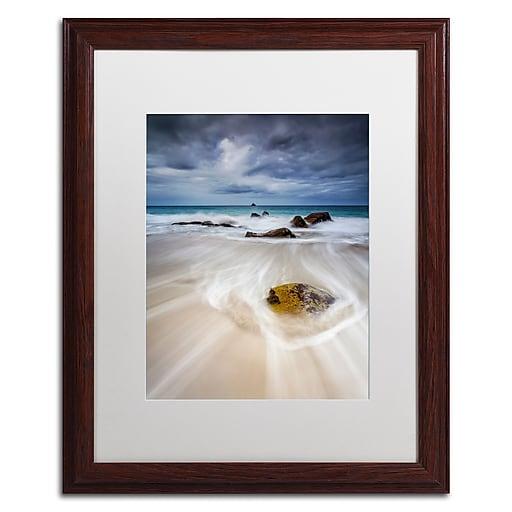 Trademark Fine Art Mathieu Rivrin 'Waveguide'  16 x 20 (RV0043-W1620MF)